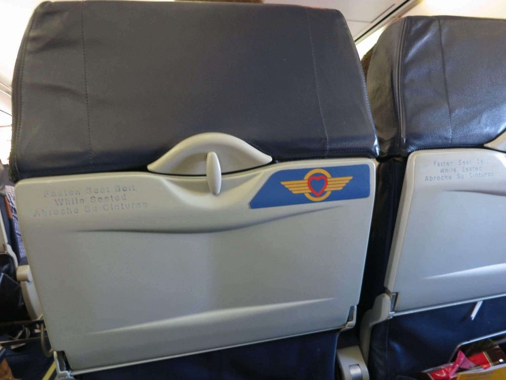 Airplane Tray Table