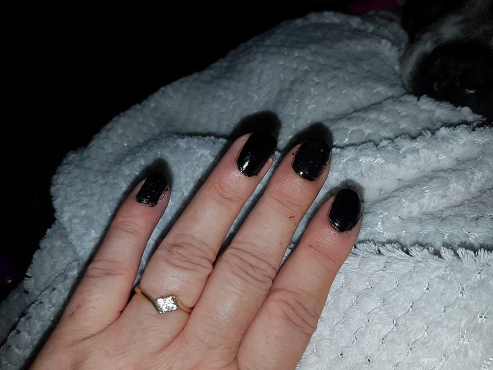 Jean William Taylor's nails