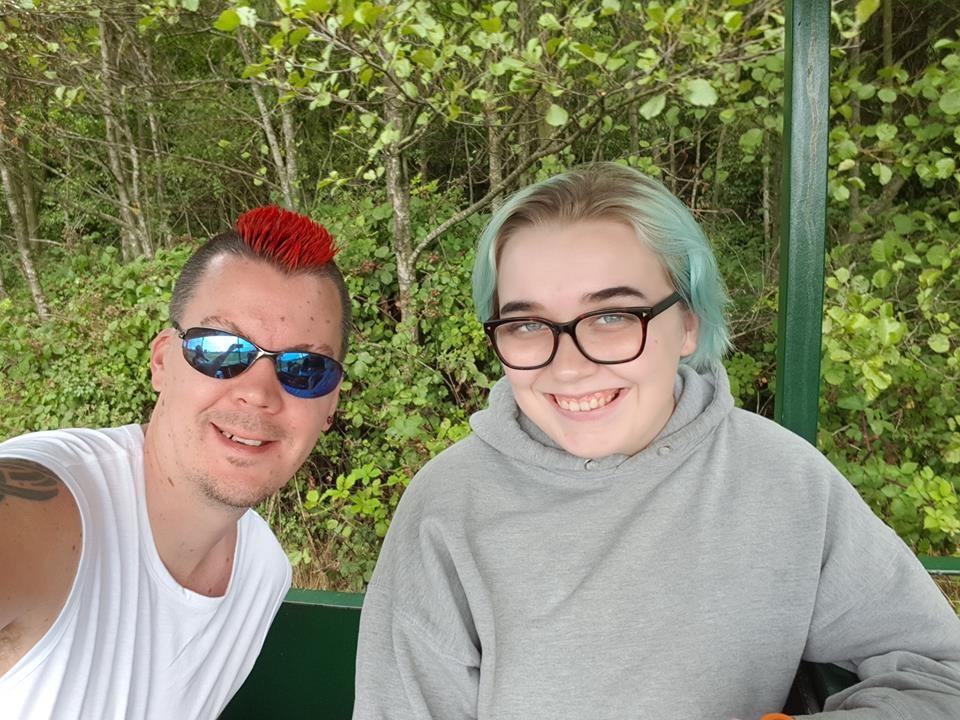Ben and Jade