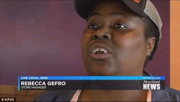 Rebecca Gefro