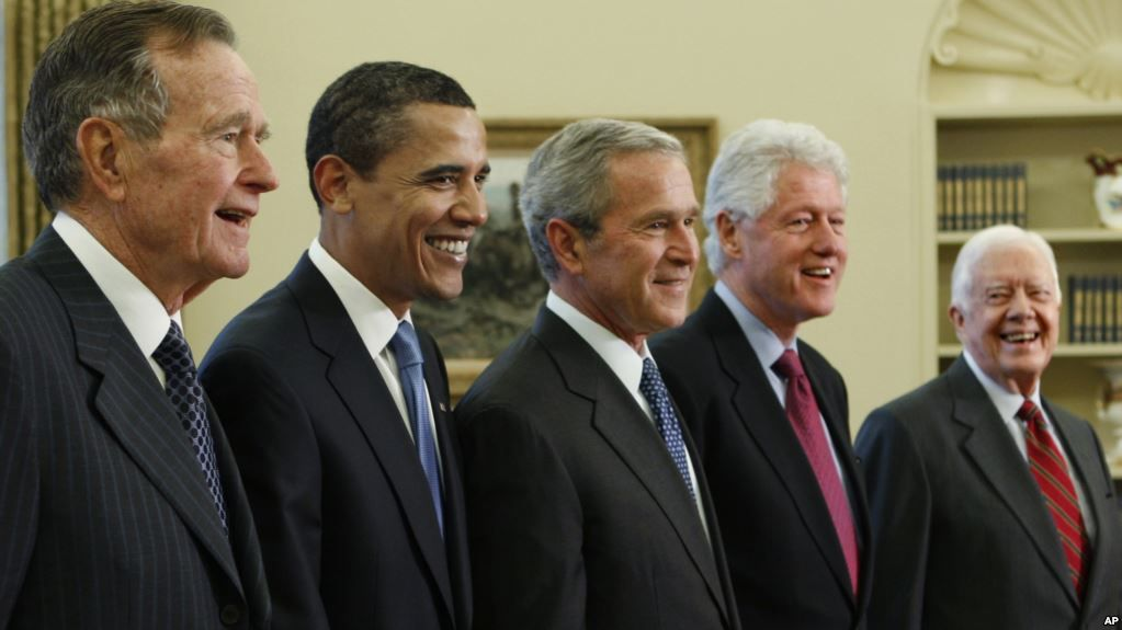 Former presidents