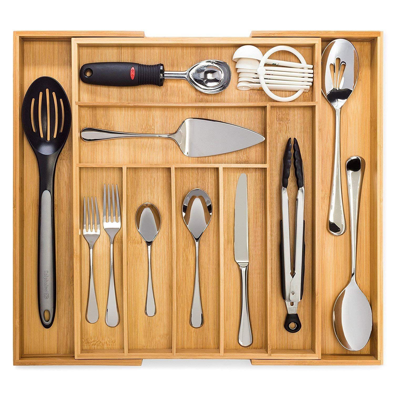 cutlery organizer