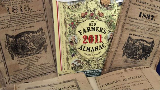 The Old Farmer's Almanac