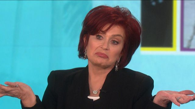 Sharon Osbourne The Talk