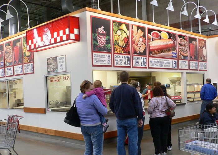 The Clever Trick That Will Let You Skip The Line At Costco's