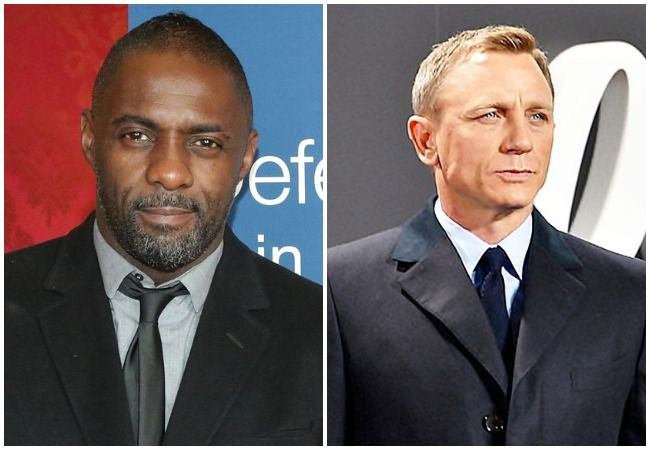 Idris Elba James Bond