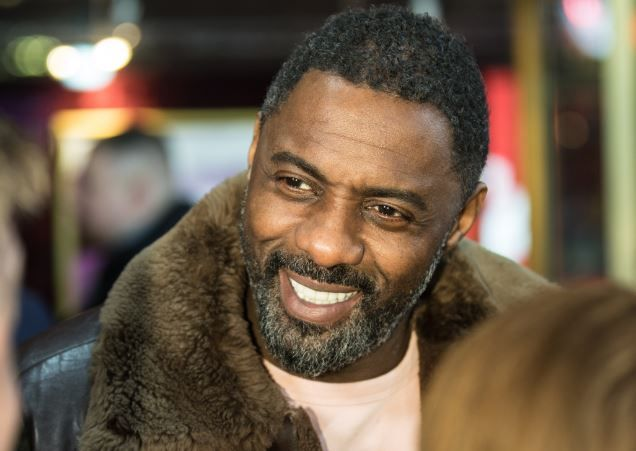 Idris Elba James Bond.