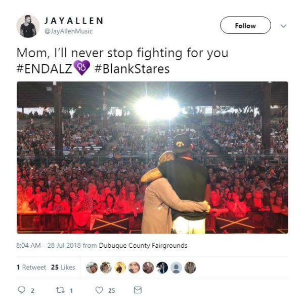 Jay Allen - Alzheimer's