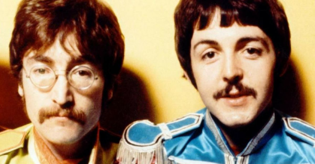 John Lennon And Paul McCartneys Sons Look So Much Like Their Dads In New Photo