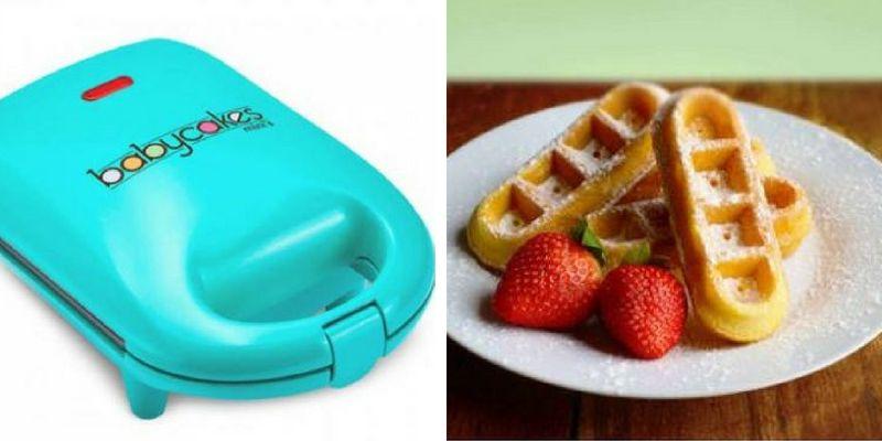 Babycakes MIni Waffles