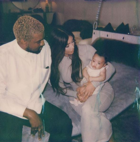 Kim, Kanye, and Chicago