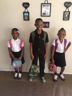 Tamarion and his sisters