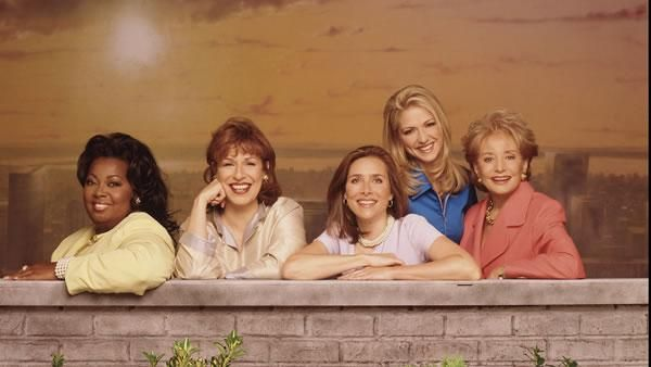 The View Original Cast