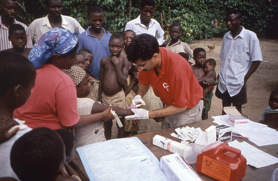 monkey pox vaccines