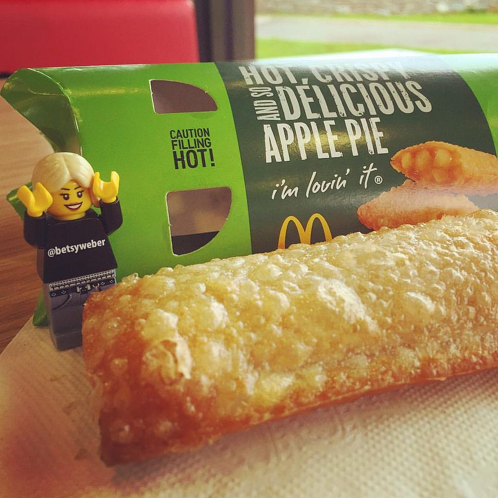 McDonalds Has Changed Its Apple Pie Recipe And People Are Outraged