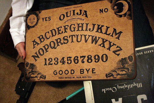 First Ouija Board