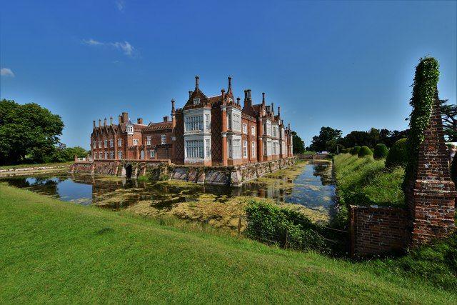 Helmingham Park