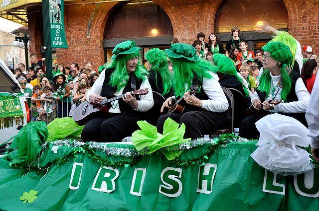 World's Shortest St. Patrick's Parade