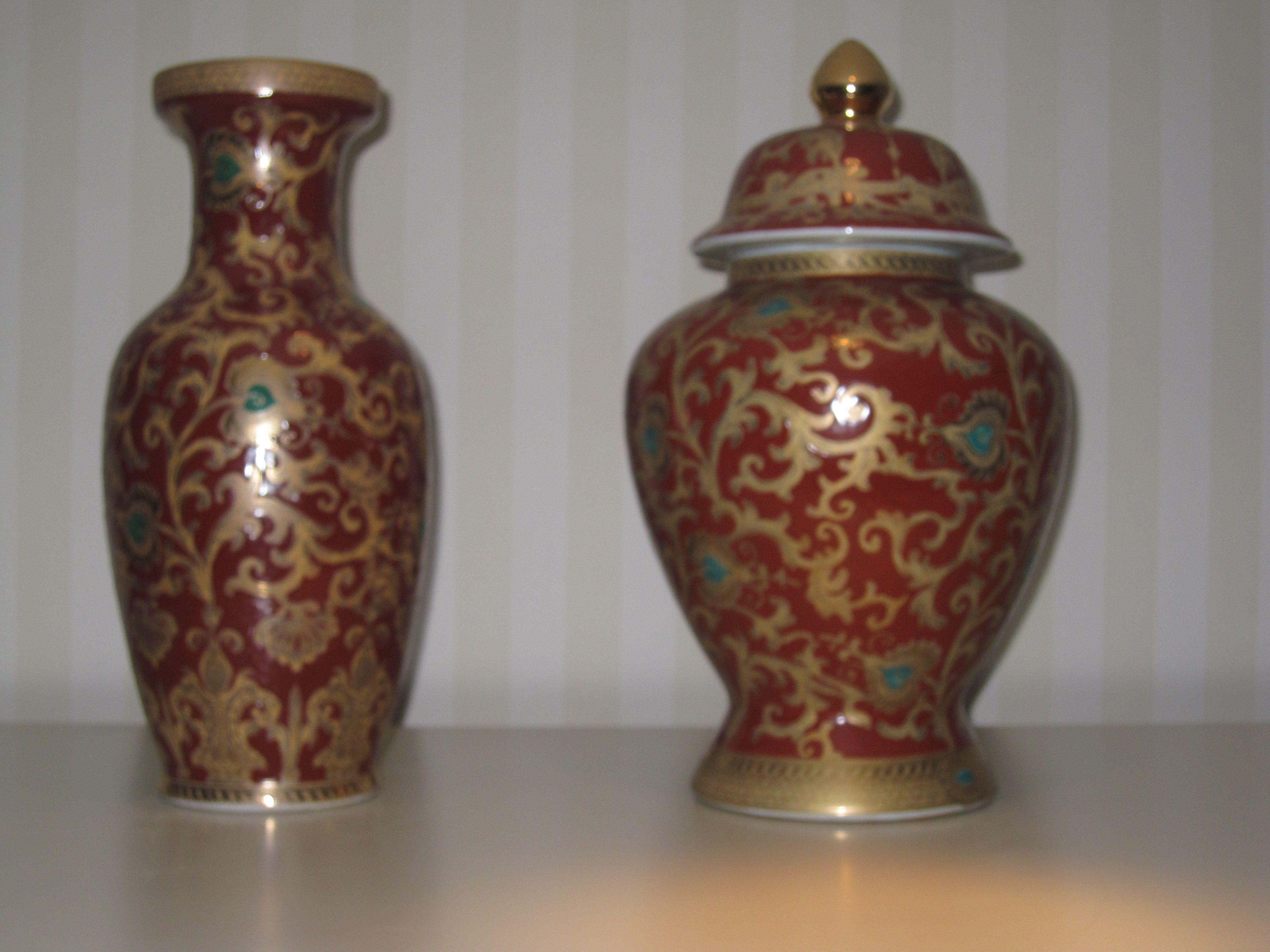 Two urns