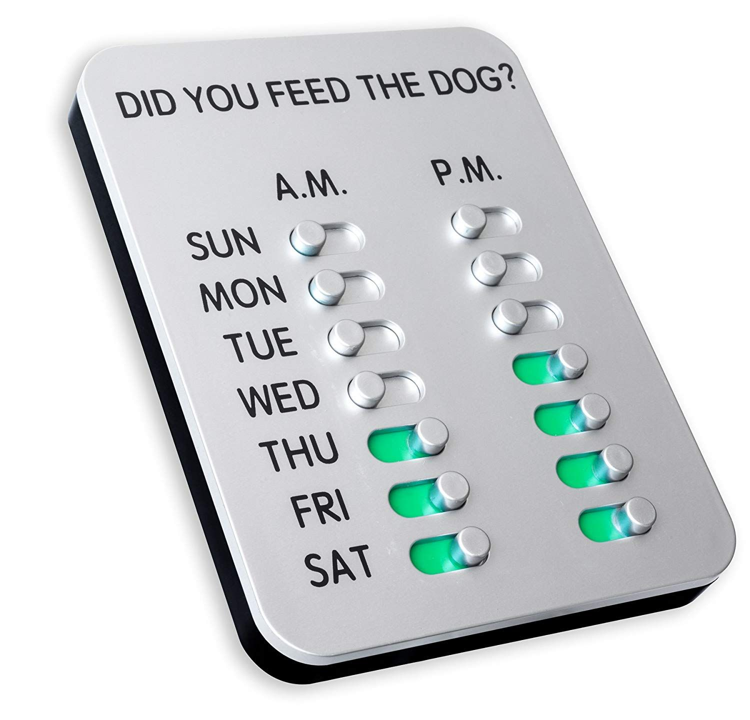 Dog feeder tracker