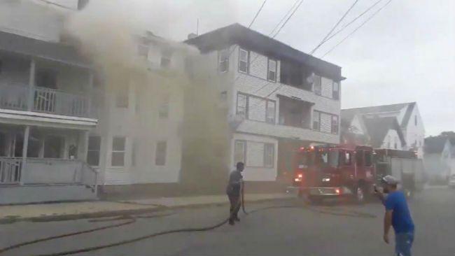 Boston Explosions