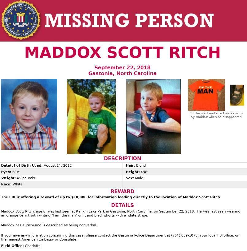 Maddox Ritch