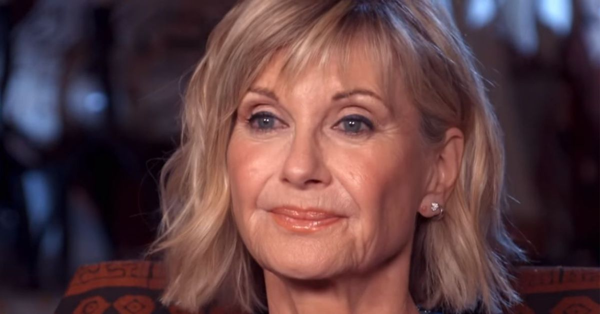 Olivia Newton-John Reveals She is Battling Cancer For The Third Time