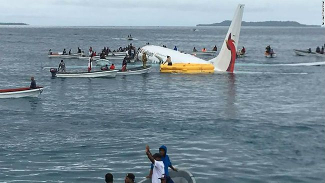 Micronesia Plane Crash