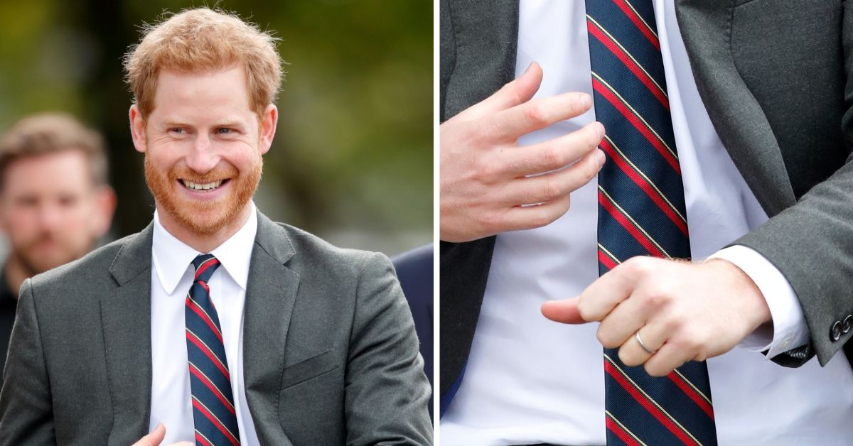 When Is Prince Harry S Wedding.Prince Harry S Wedding Ring Breaks Royal Tradition But There S A