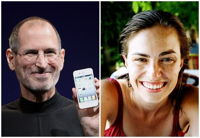 Steve Jobs and Lisa