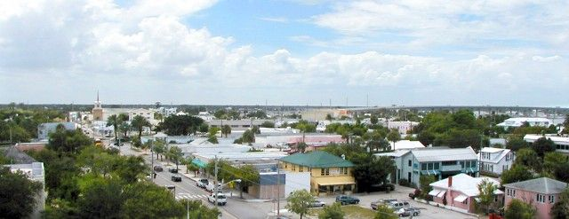 Stuart, Florida skyline