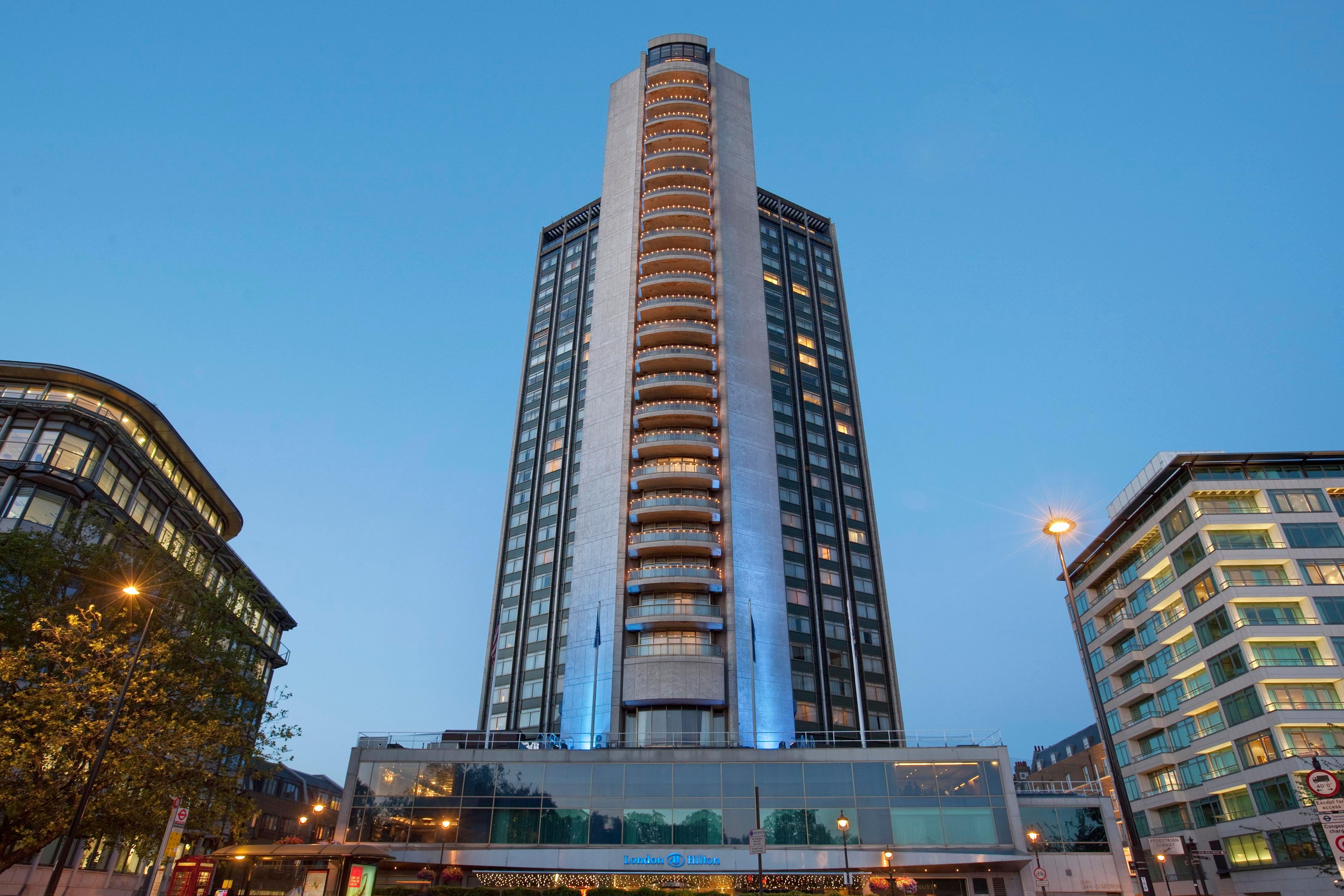 Hilton Park Lane hotel