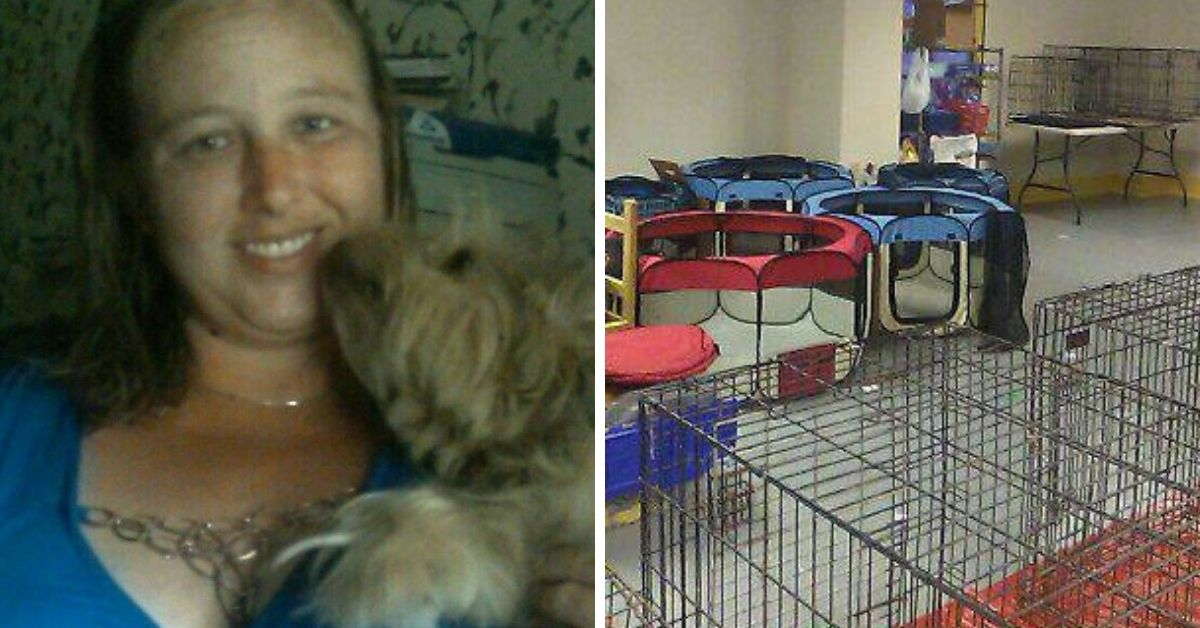 North Carolina woman arrested after sheltering animals during hurricane
