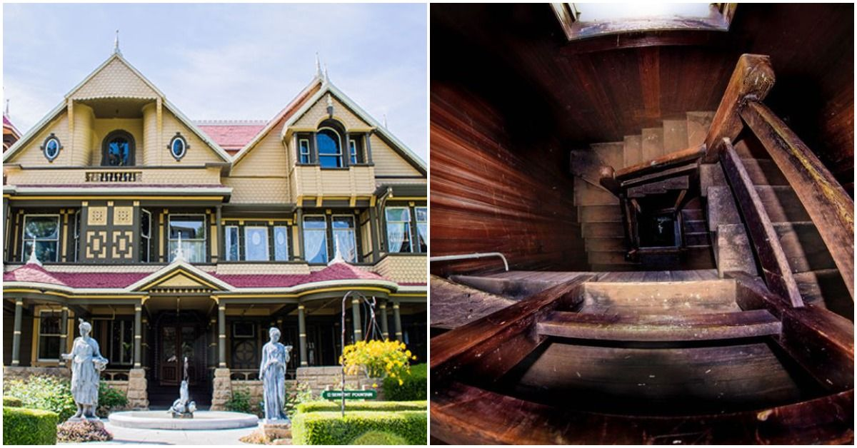 7 secrets of the winchester mystery house america\u0027s most haunted home