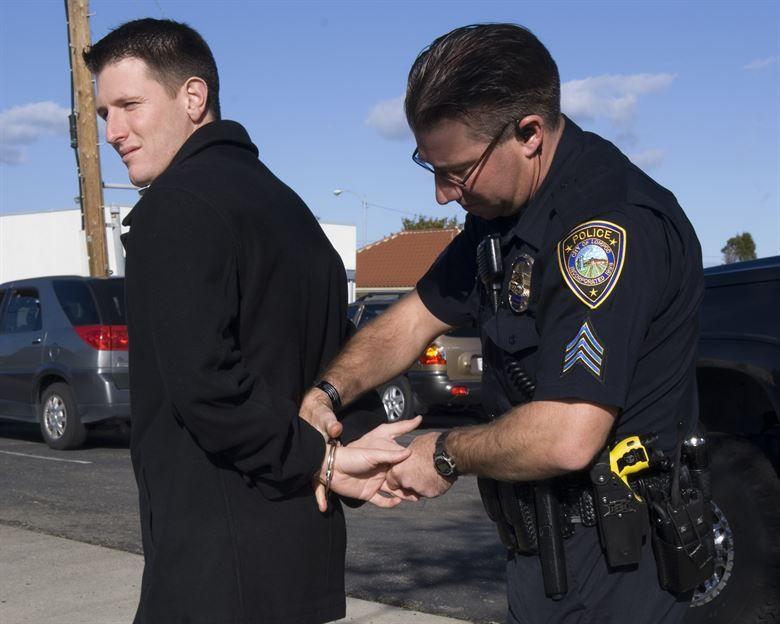 Being Arrested