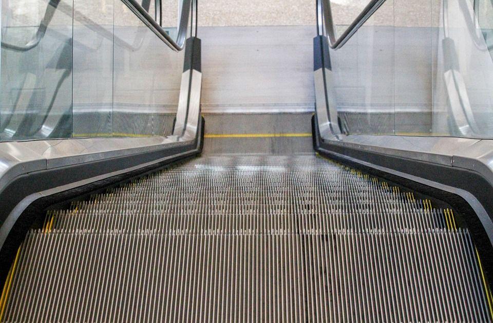 Escalators In Wyoming