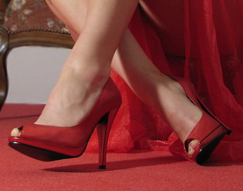 Carmel california high heels