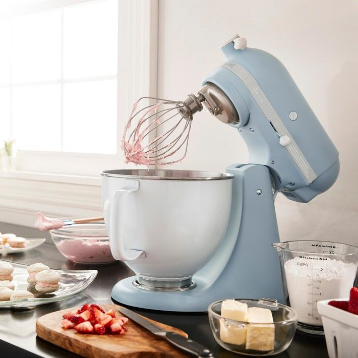 Kitchenaid Just Released Its 100th Anniversary Mixer And