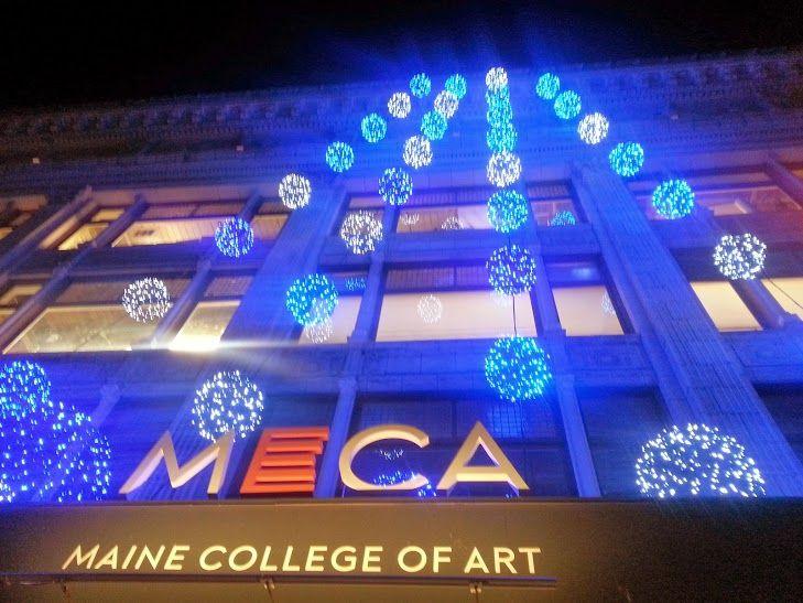 Maine Christmas Lights