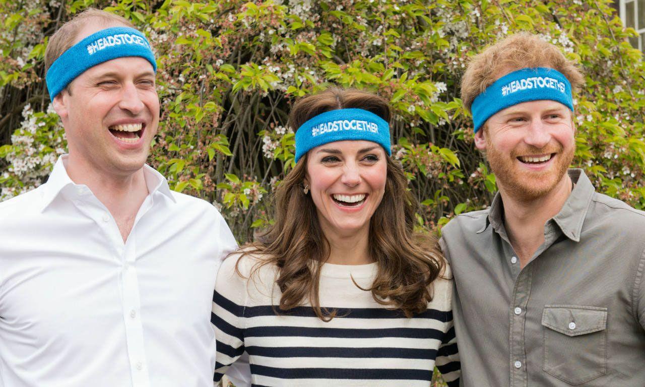 Prince Harry Mental Health