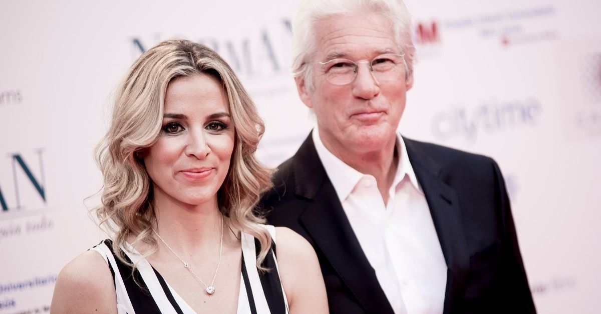 Richard Gere To Become Father Again At 69-Years-OldRichard Gere 2013 Wife