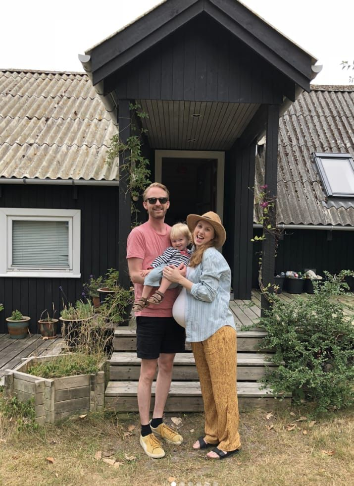 Anders, Mikael, and Maria