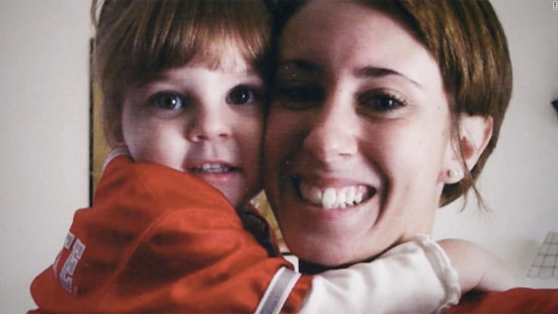 Casey Anthony and her daughter Caylee