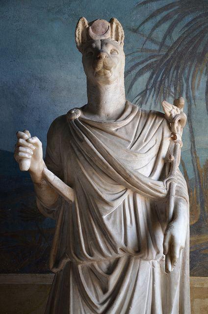 Anubis god of death