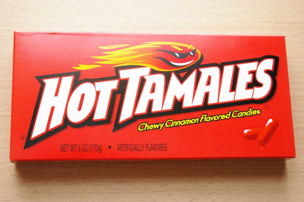 Hot Tamales candies
