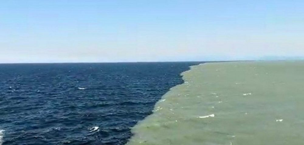 Convergence of Baltic and North Seas