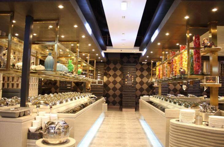 Inside W2 World Buffet