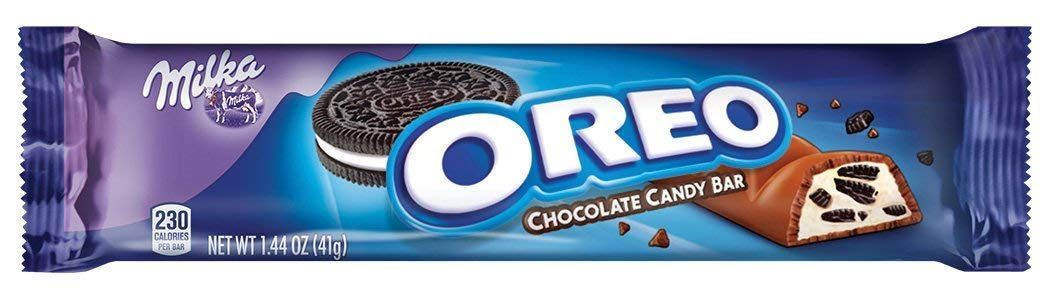 Oreo Chocolate Candy Bar