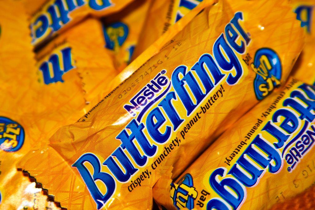 Buttefinger bars