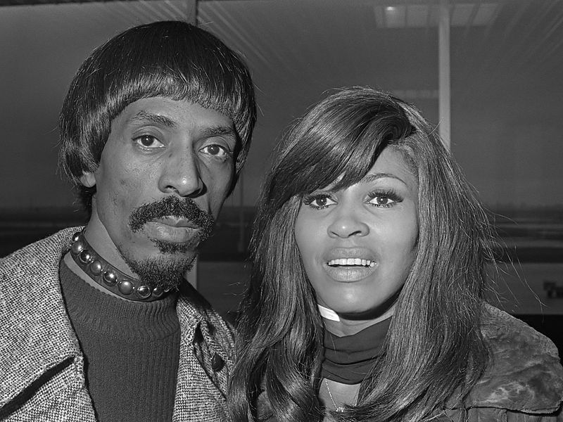 Ike and Tina Turner in 1971